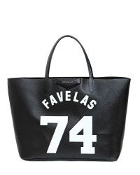 56433b9ce2ee Givenchy Large Antigona Coated Canvas Tote Bag in Black (BLACK/WHITE) | Lyst