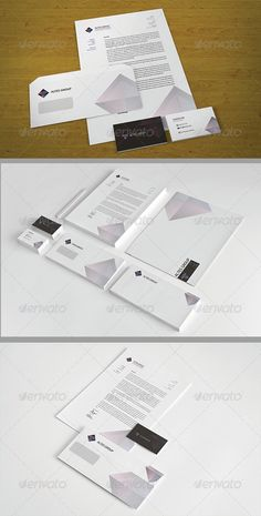 Print Templates - Altes Group Corporate Identity | GraphicRiver
