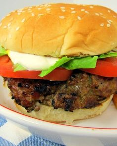 Crack Burger - burgers packed with cheddar, bacon and Ranch - crazy good!! #MemorialDay #grilling