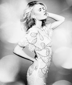 Stunning, especially this one from Andrea's Vintage Bridal    Sequin wedding gowns in Minnesota Bride magazine