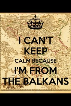 Proud to be Serb! <3