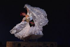 Ballet Folklorico de Mexico- I danced with Amalia Hernandez for 12 years!