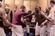 VIDEO: LeBron James, Cavs Set Up Ambush For Tyronn Lue To Celebrate Coaching Record