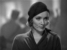 Marlene Dietrich, The Criterion Collection, Tuxedo For Men, Close Image, First Night, Night Club, Morocco, 1930s, Cinema Theatre