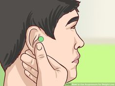 Image titled Use Acupressure for Weight Loss Step 1