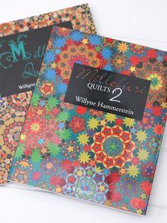 MessyJesse: Millefiori Quilts 2 Book by Willyne Hammerstein