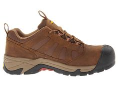 KEEN has been known for their top quality hiking boots for years, and now they are making safety toe work shoes with an increasingly great reputation! Stop by Pipeline today and try one of our KEEN styles on. You'll definitely feel the difference!