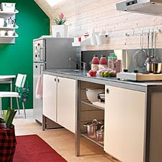 IKEA Österreich, Inspiration, Küche, Spülentisch UDDEN ...