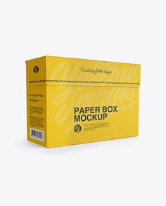 Download Restaurant Packaging Mockup Free Yellowimages