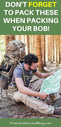 List of 10 Items to make sure you pack in your bug out bag (BOB). If you forget to pack these products in your go bag it might be a disaster. Survival Tips, Survival Skills, Solar Power, Wind Power, Solar Energy, 72 Hour Kits, Go Bags, Emergency Supplies, Bug Out Bag