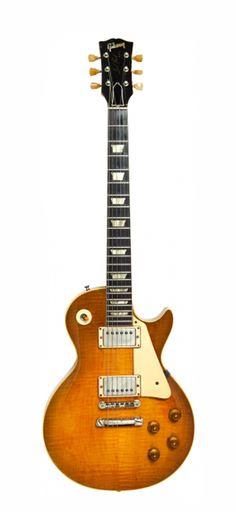 """Gibson Les Paul Standard 1959 """"Principal Skinner"""" of Joe Bonamassa"""