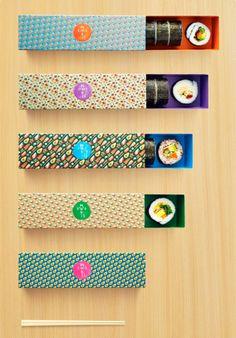 Maki San Diseño de packaging