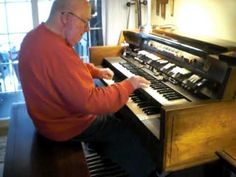 """Mike Reed plays """"I don't Know Why"""" on the Hammond Organ Hammond Organ, The Hammond, Yamaha Tyros, Tommy Dorsey, Organ Music, Plays, Youtube, Concerts, Games"""