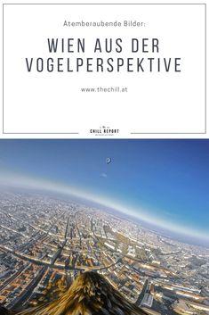 Wien aus der Adlerperspektive - The Chill Report Vienna, Austria, Airplane View, Traveling, Birds Eye View, City, Viajes, Pictures, Trips