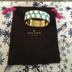 Kate Spade Bracelets Excellent Condition (No dust bag) kate spade Jewelry Bracelets