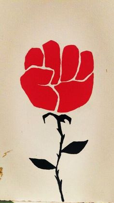 Resistance fist rose I guess. Protest Kunst, Protest Art, Plakat Design, Protest Posters, Propaganda Art, Political Art, Street Art Graffiti, Black Art, Pop Art