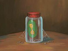 spongebob essay gif
