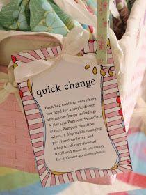 inspire co.: baby shower gift
