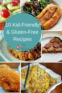 Gluten free recipes that are great for the kids! Gluten Free Recipes For Kids, Kids Allergies, Safety Tips, Child Safety, Kids Meals, Food, Childproofing, Essen, Meals