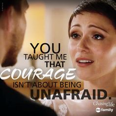 "S2 Ep6 ""The Last W"" - How much do you love the #ChasingLifeWedding? #ChasingLife #ChasingLifeChat #8/10/15"