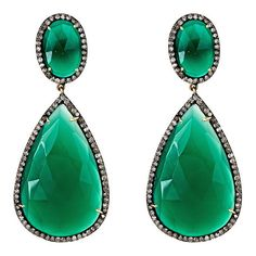 Envy Earring ($2,850) ❤ liked on Polyvore