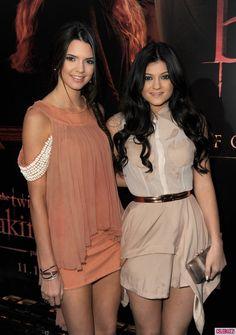 Lesleyann Rodriguez#0330. Kendall and kylie Kardashian