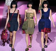 Marc Jacobs Spring/Summer 2015 Collection - New York Fashion Week #NYFW #MBFW #fashionweek