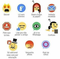 Sugestão dos novos botões no Facebook. Adorei o da Ivete... Kkkkkk