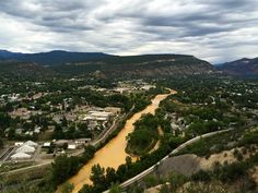A spill that sent 1 million gallons of wastewater from an abandoned mine into the Animas River, turning the river orange, set off warnings Thursday that contaminants threaten water quality for those downstream. (Brent Lewis, The Denver Post)