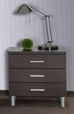 Modrest3 Drawer Nightstand