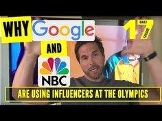 Mark Fidelman uncovers the reason NBC and Google are using Influencers and the differences in their approaches. Hint one is a lot more effective than the other.   Daily Episode 17 of 30 shot on an iPhone   The Olympics is the biggest international sports competition in the world   To increase interest among young social media-savvy viewers official broadcaster NBC enlisted popular social media influencers like YouTuber Flula Borg and Viner Logan Paul  So Why NBC Is Partnering With Social…