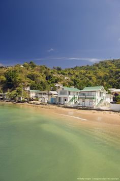 Pirate Bay, Charlotteville, Tobago, Trinidad and Tobago. Caribbean