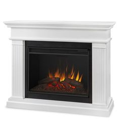 Kennedy Vent-Free Electric Fireplace
