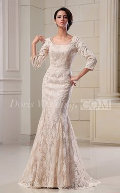 Square Neck Mermaid Lace Wedding Dress with Sleeves, wedding dress for sale, 2016 weddings  #Doris #Wedding #lace #wedding #dresses #wedding #dress #lace #wedding #dress #styles #affordable #wedding #dresses #unique #wedding #dresses