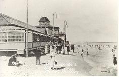 Muizenberg Pavilion in 1912, Cape Town