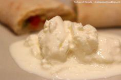 Profumo di cannella: Stracciatella di panna e mozzarella - semplicissim...