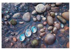 Black Sand Beach Discovery Play Mat