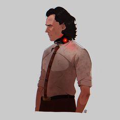 Marvel Fan, Marvel Dc Comics, Loki Drawing, Saga Art, Loki Art, Loki Laufeyson, Marvel Memes, Tom Hiddleston, Avengers