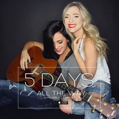 5 DAYS until our new song #AllTheWay!