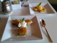 dessert  Tarla Mediterranean Grill  Napa, CA