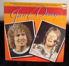 Jan & Dean Lp Deadman's Curve Near Mint