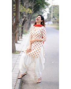 #patiala #fashion #indianwear Patiala Suit Designs, Kurta Designs Women, Kurti Designs Party Wear, Blouse Designs, Dress Indian Style, Indian Fashion Dresses, Indian Outfits, Beautiful Dress Designs, Stylish Dress Designs