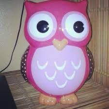 Resultado de imagen para alcancias de cerditos decoradas para niña Piggy Bank, Hello Kitty, Owls, Walmart, Board, Piglets, Money Bank, At Walmart, Owl