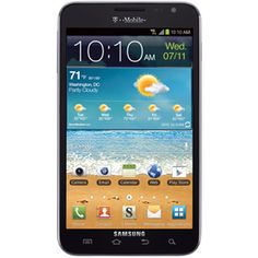 Hands On With the Samsung Galaxy Note II