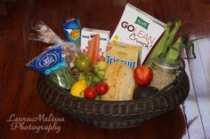 Easter basket ideas for college students basket ideas easter nutrition for college students healthy gift basketsgift basket ideasteen negle Images