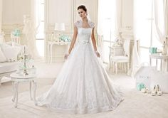 Wedding Dress Nicole DESDEMONA NIAB15028IV 2015