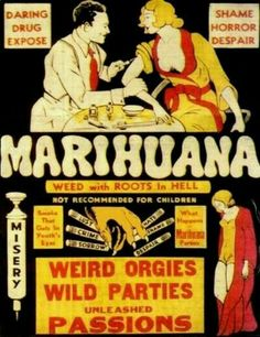 I didn't realize that you could shoot marajuana into your veins.