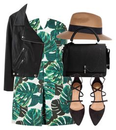 """Untitled #5474"" by laurenmboot ❤ liked on Polyvore featuring Topshop, River Island, Carven, Acne Studios and H&M"