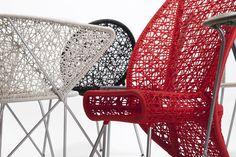 Bocca Chair & Bar Stool by Gaga & Design - Design Milk Trendy Furniture, Art Deco Furniture, Outdoor Furniture, Industrial Design Furniture, Furniture Design, Retail Store Design, Design Language, Commercial Design, Vintage Home Decor