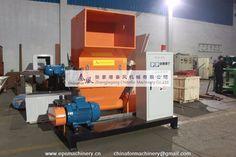 Hot melt recycling machine for EPS foam plastic